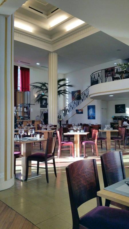 Le Restaurant - La Grande Brasserie de L'Atrium - Dax